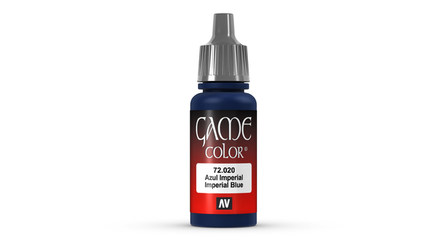 Vallejo Game Colour Imperial Blue 17ml