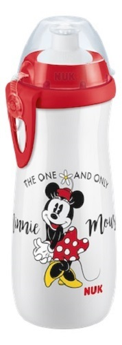 NUK Sports Cup - Disney Minnie Mouse