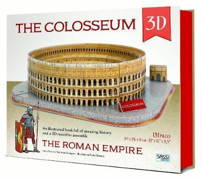 The Roman Empire. Colosseum by Irena, Valentina Trevisan, Bonaguro image