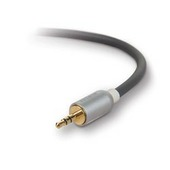Belkin Mini-Stereo Audio Cable 3.5mm Plug to 3.5mm Plug  1.8m