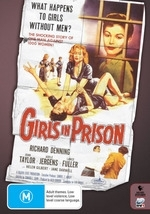 Girls In Prison on DVD