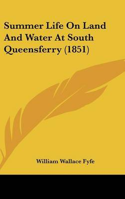 Summer Life On Land And Water At South Queensferry (1851) by William Wallace Fyfe image