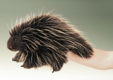 Folkmanis Hand Puppet - Porcupine