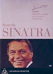 Frank Sinatra - The Main Event on DVD