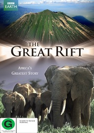 The Great Rift on DVD
