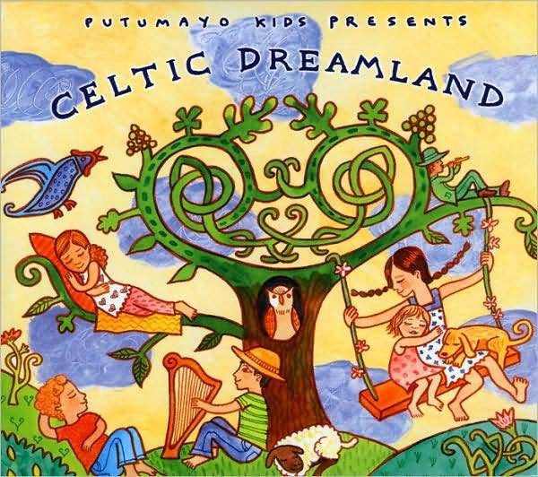 Putumayo Kids Presents: Celtic Dreamland by Various Artists