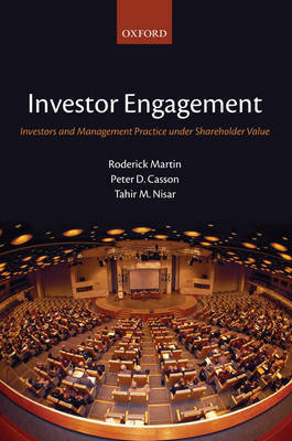 Investor Engagement by Roderick Martin