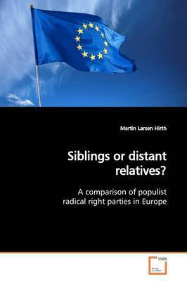 Siblings or Distant Relatives? by Martin Larsen Hirth
