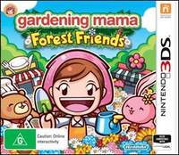 Gardening Mama Forest Friends for Nintendo 3DS
