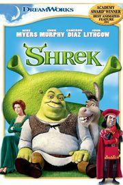 Shrek (New Packaging) on DVD