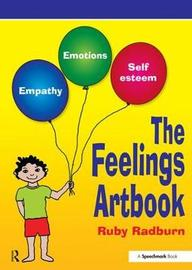 The Feelings Artbook by Ruby Radburn image