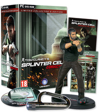 Tom Clancy's Splinter Cell: Conviction Limited Collector's Edition for PC Games