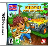 Go Diego Go Build and Rescue for Nintendo DS