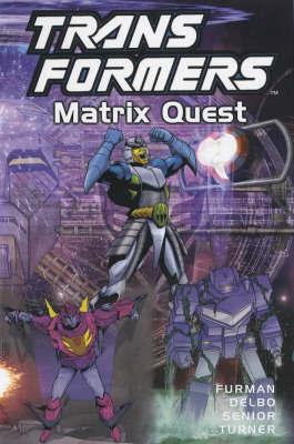 Matrix Quest by Simon Furman
