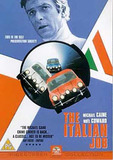 The Italian Job (Original) on DVD