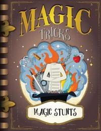 Magic Stunts by John Wood image