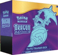 Pokemon TCG: Dragon Majesty - Elite Trainer Box