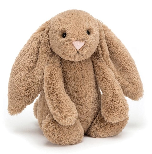 Jellycat: Bashful Biscuit Bunny - Small Plush
