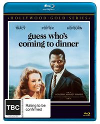 Guess Who's Coming to Dinner on Blu-ray