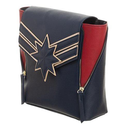 Captain Marvel: Mini Backpack