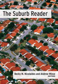The Suburb Reader image