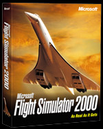 Flight Simulator 2000 for PC