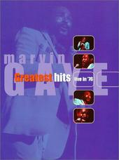 Marvin Gaye - Greatest Hits Live in '76 on DVD