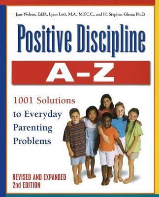 Positive Discipline A-Z by Jane Nelsen image