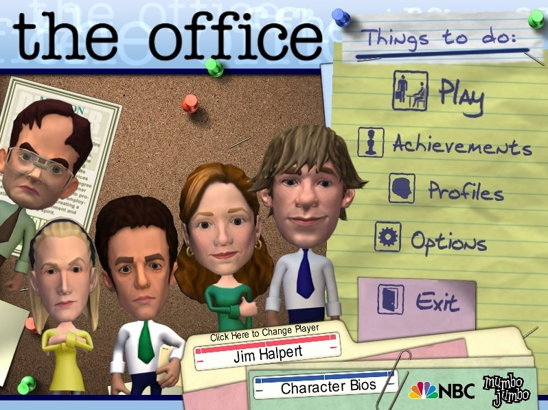 The Office (Jewel case packaging) for PC image