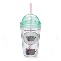 Pusheen the Cat Travel Tumbler