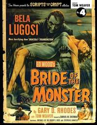 Ed Wood's Bride of the Monster by Gary D. Rhodes image