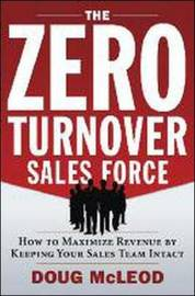 Zero-Turnover Sales Force by Doug McLeod image