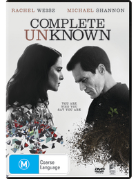 Complete Unknown on DVD