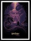 Harry Potter & The Eyes of the Basilisk - Art Print