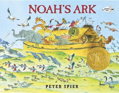 Noahs Ark by Peter Spier image