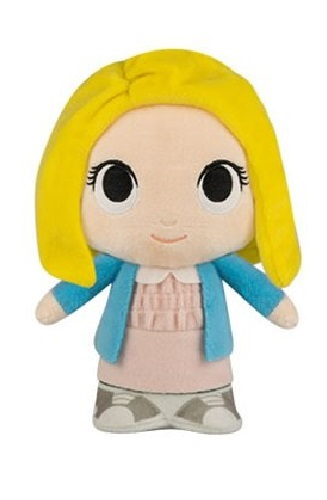 Stranger Things - Eleven (Disguised) SuperCute Plush image