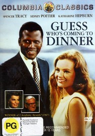Guess Who's Coming To Dinner on DVD image
