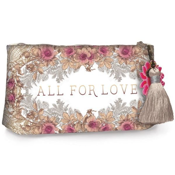 Papaya Small Cosmetics Bag - All For Love