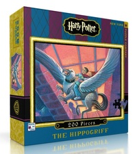 Harry Potter: 200 Piece Puzzle - The Hippogriff