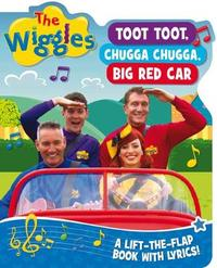The Wiggles: Toot Toot, Chugga Chugga, Big Red Car by The Wiggles image
