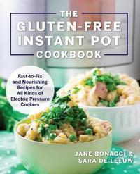 The Gluten-Free Instant Pot Cookbook by Jane Bonacci image