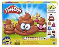 Play-Doh: Poop Troop Playset - with 12 Cans