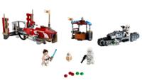 LEGO Star Wars - Pasaana Speeder Chase (75250)