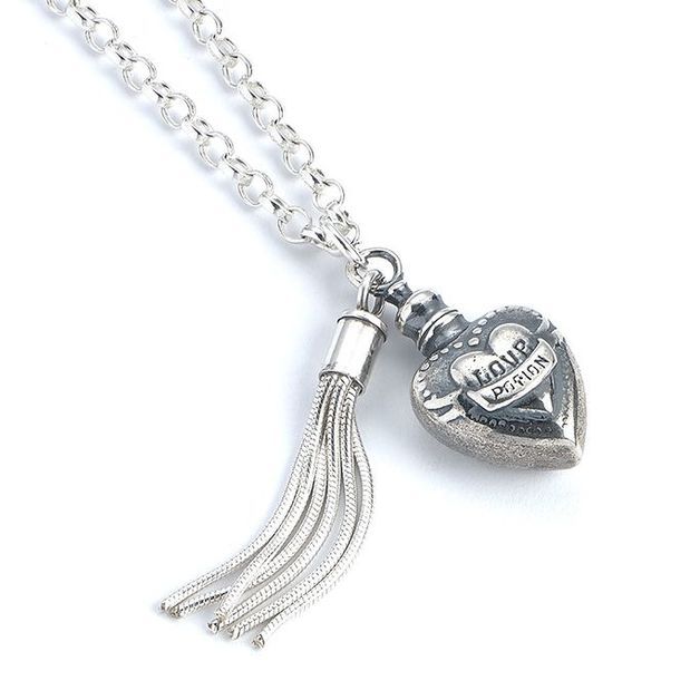 The Carat Shop: Official Sterling Silver Harry Potter Love Potion Necklace
