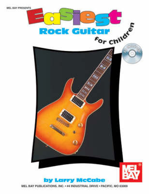 Easiest Rock Guitar for Children by Larry McCabe image