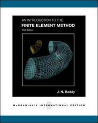 An Introduction to the Finite Element Method by J.N. Reddy image