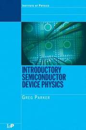 Introductory Semiconductor Device Physics by Greg Parker image