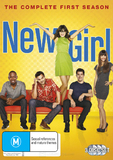 New Girl - The Complete First Season DVD