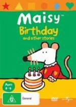 Maisy - Birthday And Other Stories on DVD