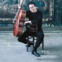 Simply Baroque (2LP) by Yo-Yo Ma